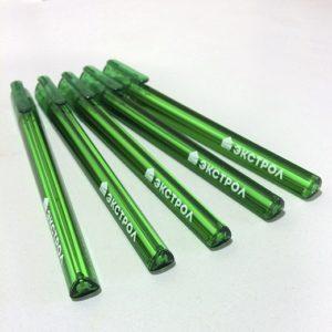 Ручки шариковые для ГК «Экстол». Тампопечать