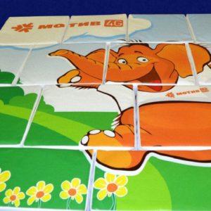 Уличная игра для промо-мероприятий оператора сотовой связи МОТИВ