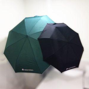 Зонты по каталогу. Шелкография